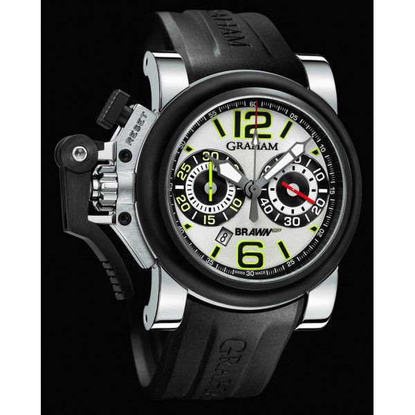 Chronofighter Oversize G-BGP-001 Limited