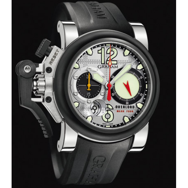 Chronofighter Oversize Overlord Mark Four