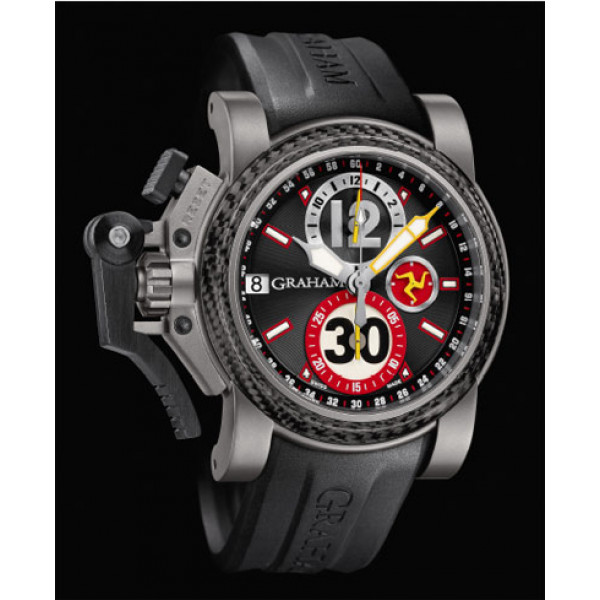 THE CHRONOFIGHTER TOURIST TROPHY Limited edition 100