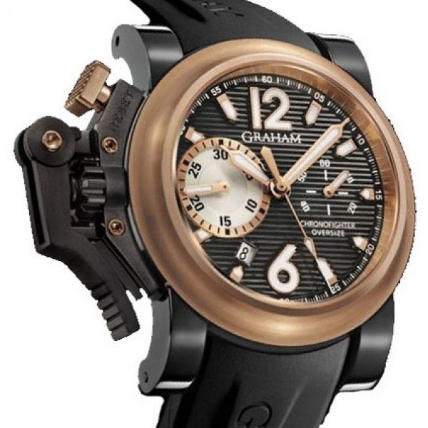 Chronofighter Oversize Black Label