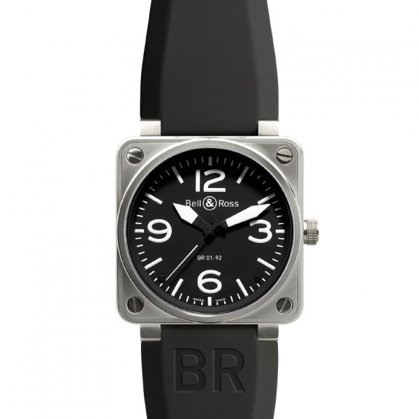 Bell & Ross watches BR 01-92 BLACK DIAL