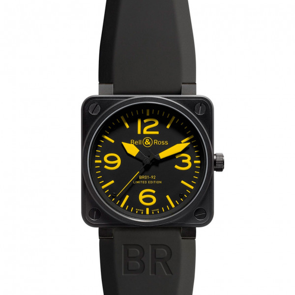 Bell & Ross watches BR 01-92 YELLOW