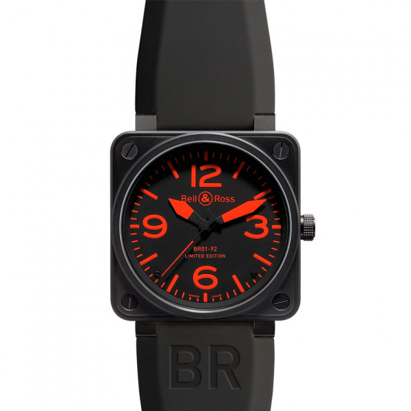 Bell & Ross watches BR 01-92 RED