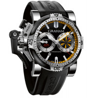 Chronofighter Oversize Diver Turbo Tech