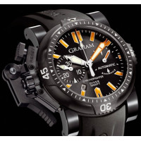 Chronofighter Oversize Diuver/Date Deep Seal
