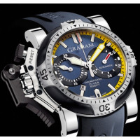 Chronofighter Oversize Diver/Date Tech Seal Scarab