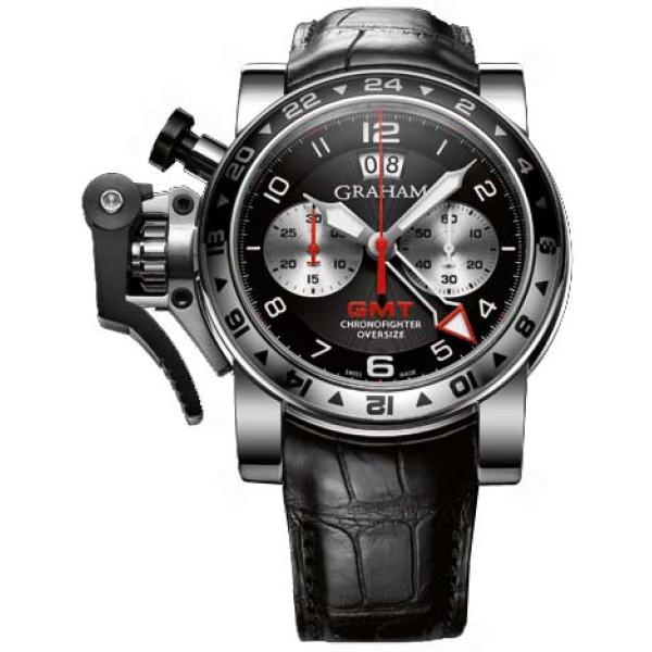 Oversize GMT Black Steel