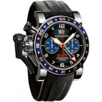 Chronofighter Oversize GMT Blue Steel