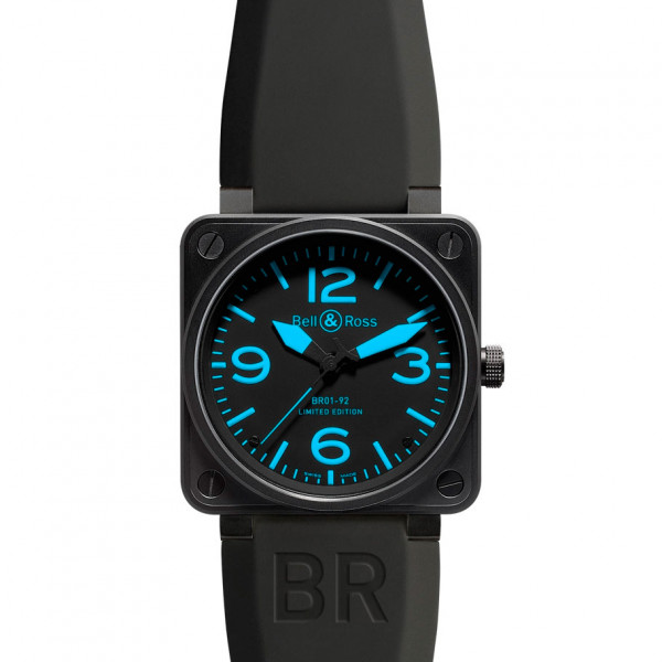 Bell & Ross watches BR 01-92 BLUE