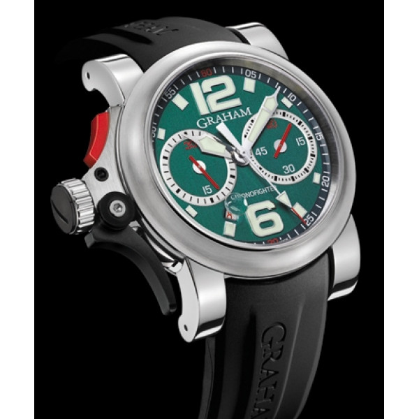 Chronofighter R.A.C Trigger Olive Rush