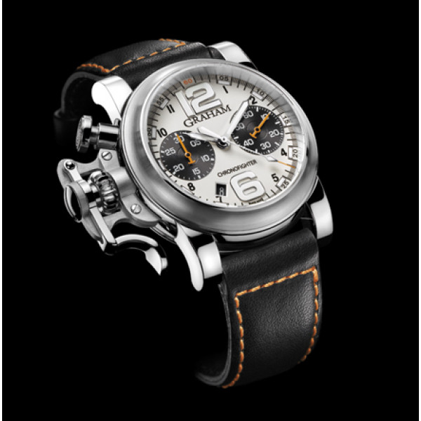 Chronofighter R.A.C. Silver Fighter