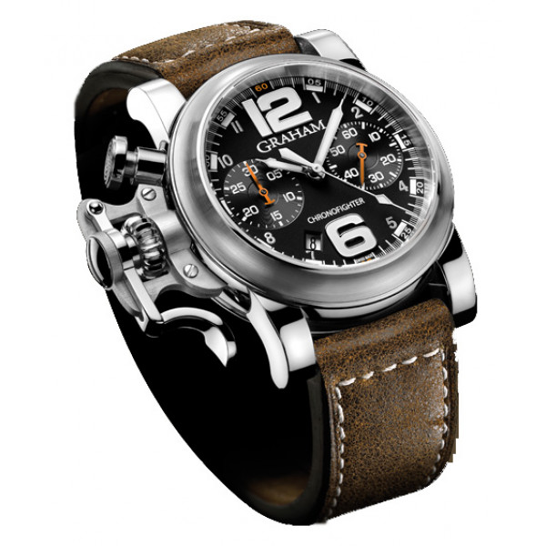 Chronofighter R.A.C Black Fighter