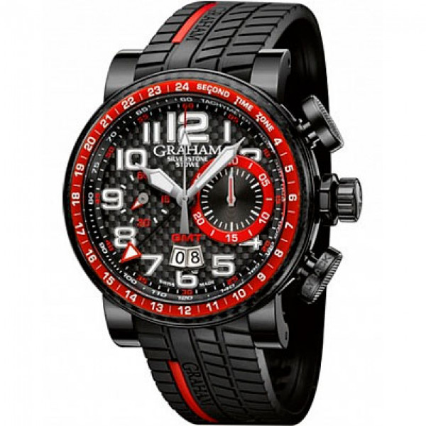 Silverstone Stowe GMT Red Limited