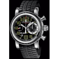 Silverstone G-BGP-001 Limited Black dial