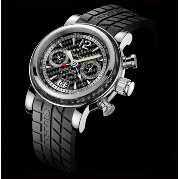 Grand Silverstone Woodcote II, Steel and Carbon Fibre