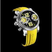 Swordfish Big 12-6  Steel with Yellow Dial Left Version