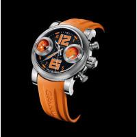 Swordfish Big 12-6 Steel with Orange Dial Right Version