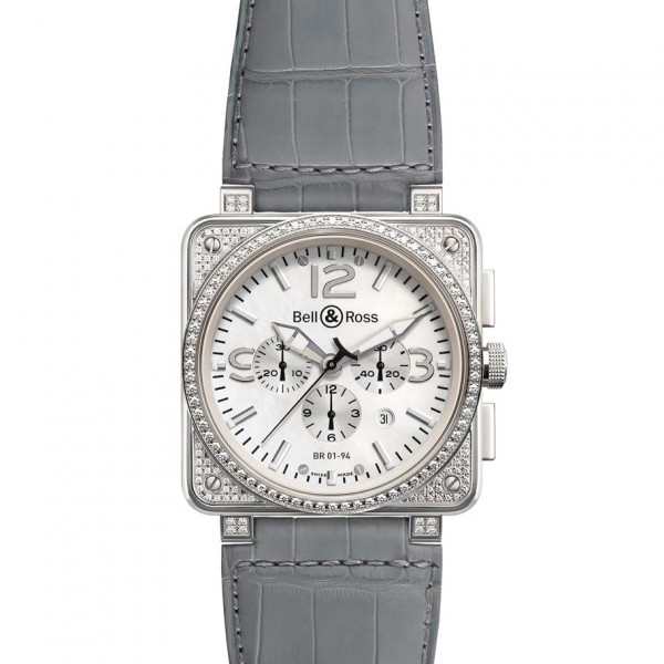 Bell & Ross watches BR 01-94 FULL DIAMOND