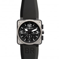 Bell & Ross watches BR 01-94 TOP DIAMOND & CARBON