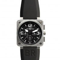 Bell & Ross watches BR 01-94 BLACK DIAL