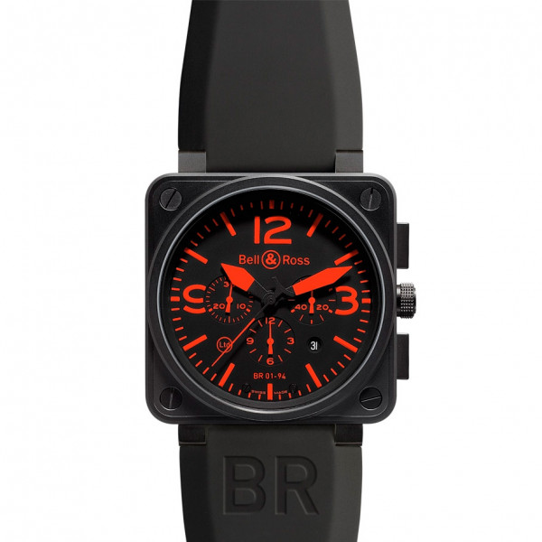 Bell & Ross watches BR 01-94 RED