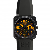 Bell & Ross watches BR 01-94 ORANGE