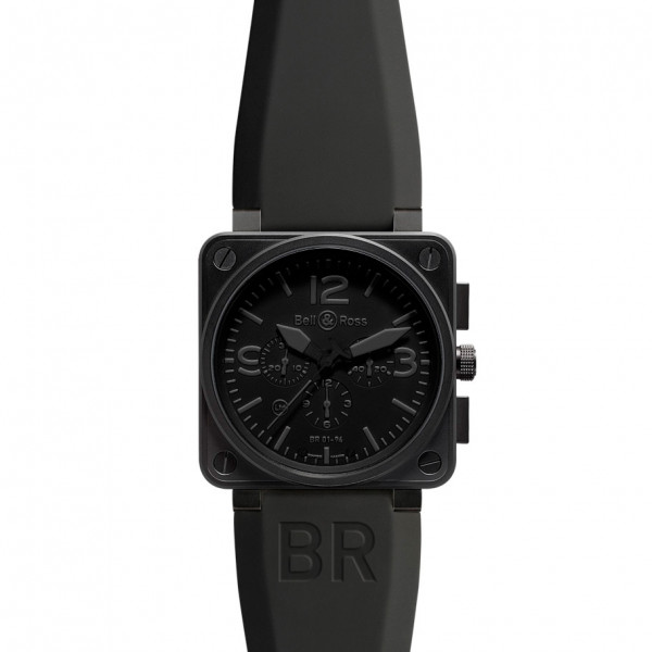 Bell & Ross watches BR 01-94 PHANTOM