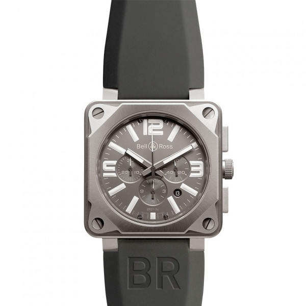 Bell & Ross watches BR 01 Pro Titanium
