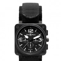Bell & Ross watches BR 01-94 Chronograph Black