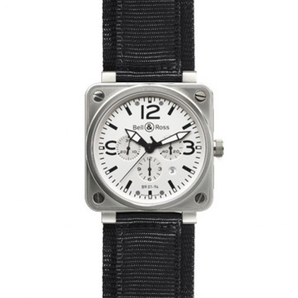 Bell & Ross watches BR 01-94 Chronograph