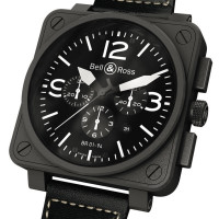 Bell & Ross watches BR 01-94 Noir