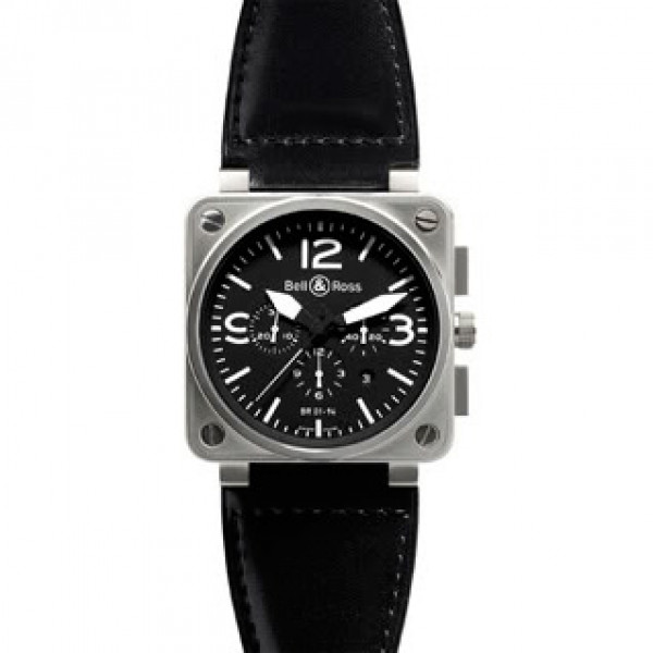Bell & Ross watches BR 01-94 Acier
