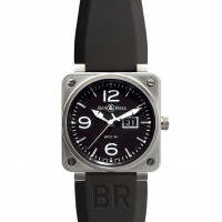 Bell & Ross watches BR 01-96 BIG DATE BLACK DIAL