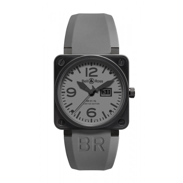 Bell & Ross watches Instrument BR 01-96 Commando Limited Edition 500