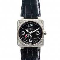 Bell & Ross watches BR 01-97 TOP DIAMOND BLACK DIAL