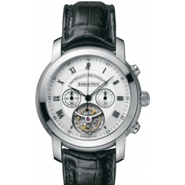 Jules Audemars Tourbillon (White Gold)