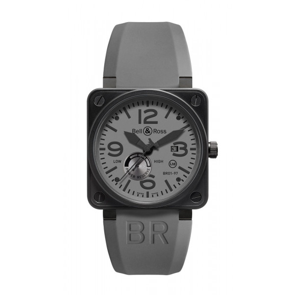 Bell & Ross watches INSTRUMENT BR 01-97 COMMANDO