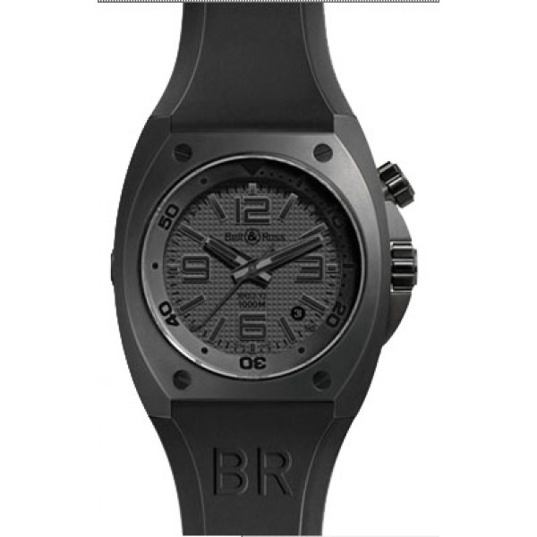 Bell & Ross watches BR 02 Dive