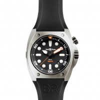 Bell & Ross watches BR 02 PRO DIAL STEEL