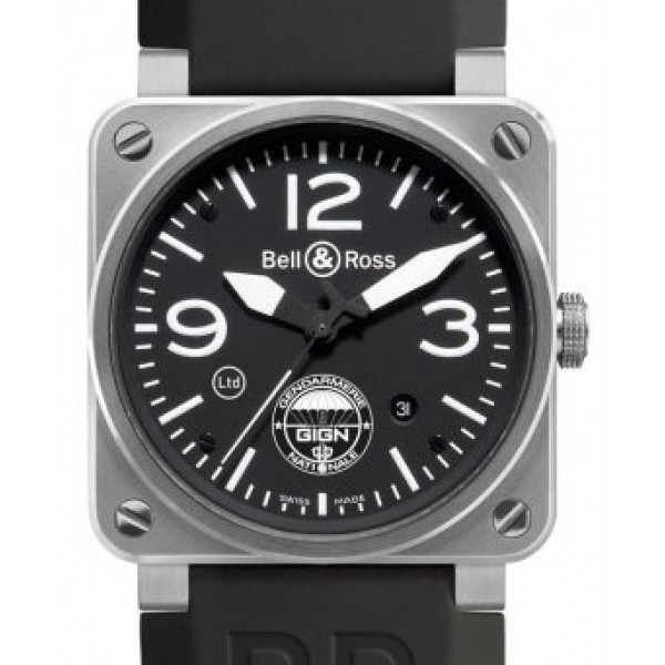 Bell & Ross watches BR 03-92 GIGN Limited Edition 200