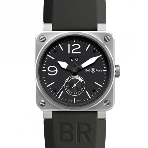Bell & Ross watches Grande Date & Réserve de Marche