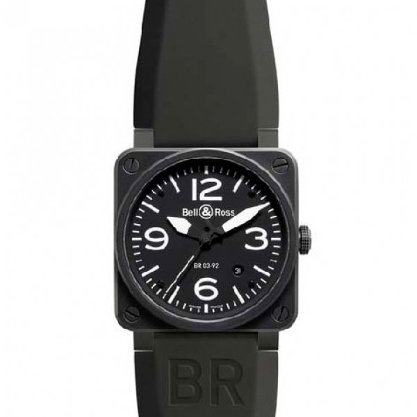 Bell & Ross watches Bell and Ross Instrument BR 03-92