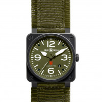 Bell & Ross watches BR 03-92 MILITARY