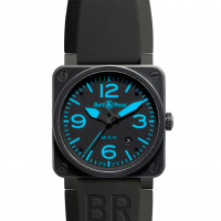 Bell & Ross watches BR 03-92 BLUE