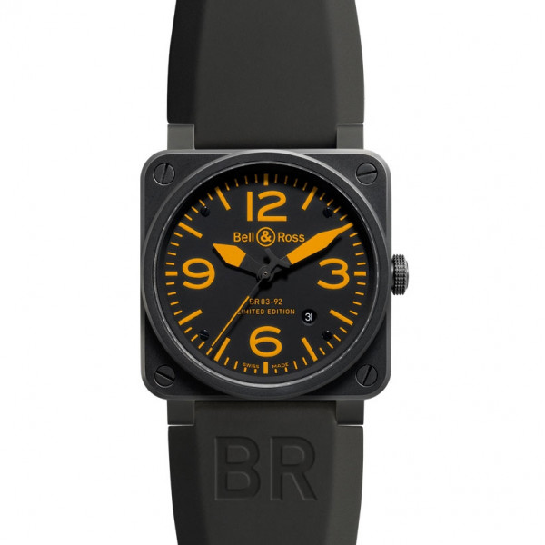 Bell & Ross watches BR 03-92 ORANGE