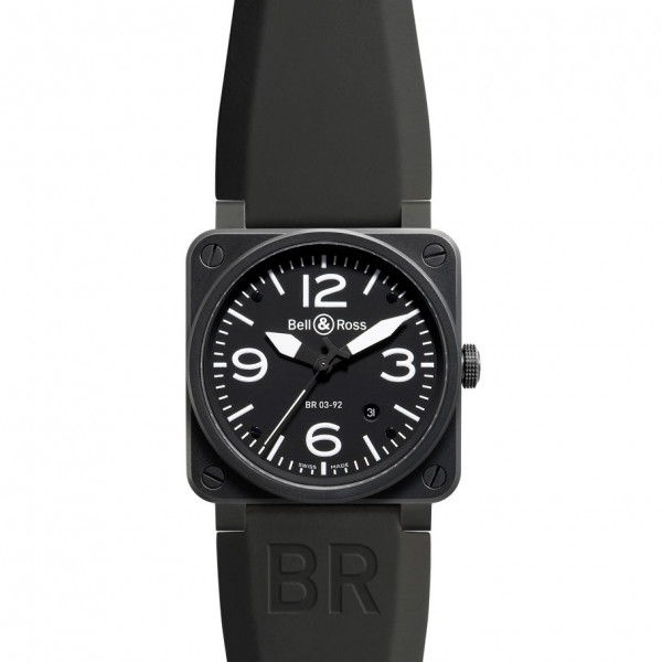 Bell & Ross watches BR 03-92 CARBON