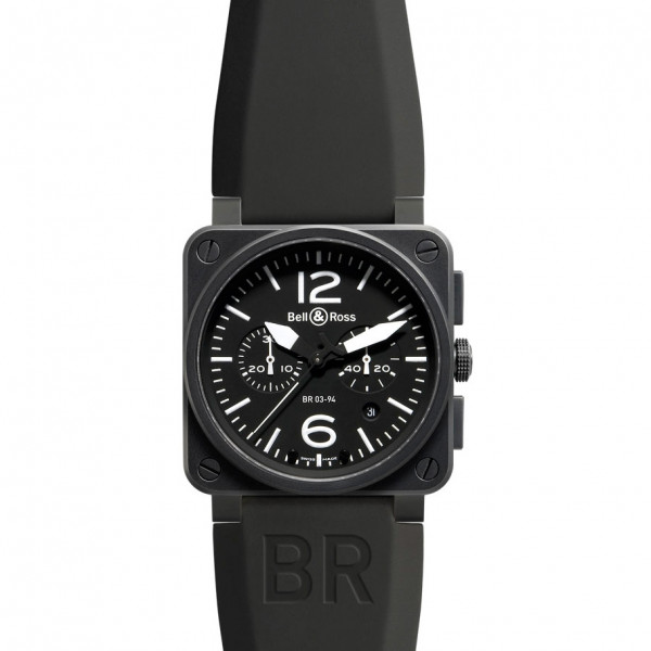Bell & Ross watches BR 03-94 CARBON
