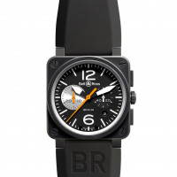Bell & Ross watches BR 03-94 BLACK & WHITE