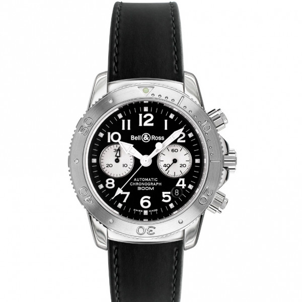 Bell & Ross watches DIVER 300 BLACK & WHITE