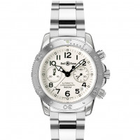 Bell & Ross watches DIVER 300 WHITE